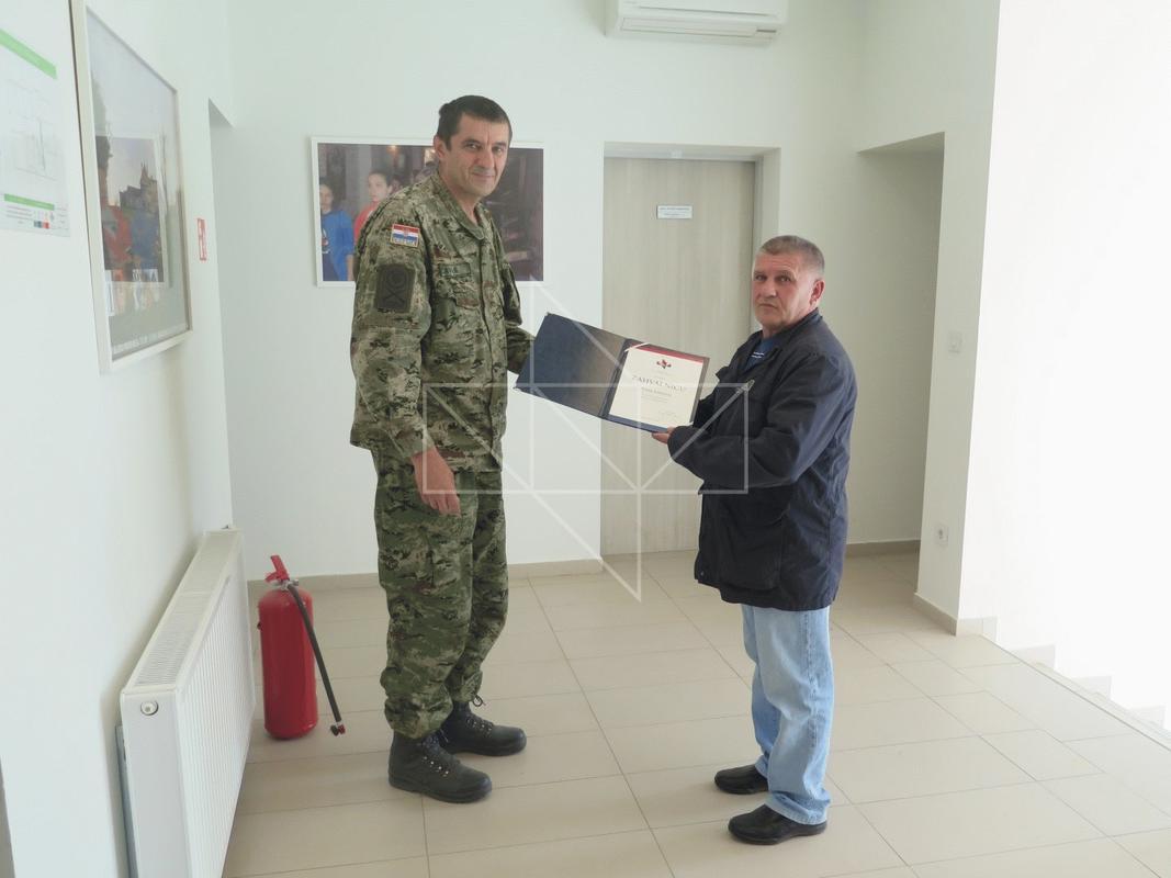 Gost predavač u Školi mira gospodin Ivan Zetović - 10