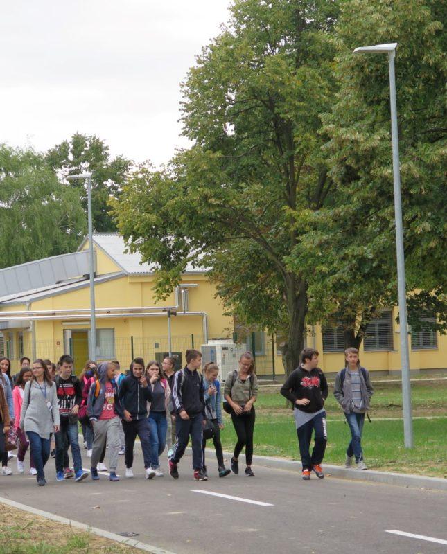 """Započeo projekt """"Posjet učenika osmih razreda Vukovaru"""""""