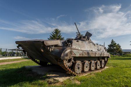 OKLOPNI PRIJEVOŽNJAK M-80