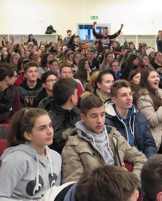 Gosti predavači u Školi mira - Istaknuta