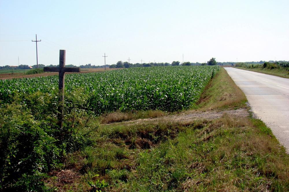Spomen-obilježje 'Kukuruzni put' - 02