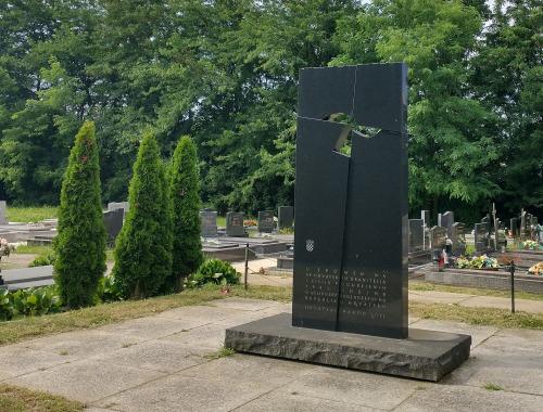Spomen-obilježje u Bogdanovcima
