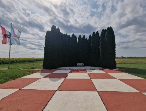 Spomen-obilježje u Borovu Selu