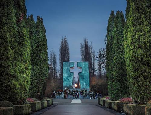 Memorijalno groblje žrtava iz Domovinskog rata u Vukovaru