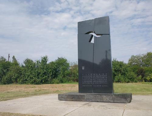 Spomen-obilježje masovne grobnice u Novoj ulici