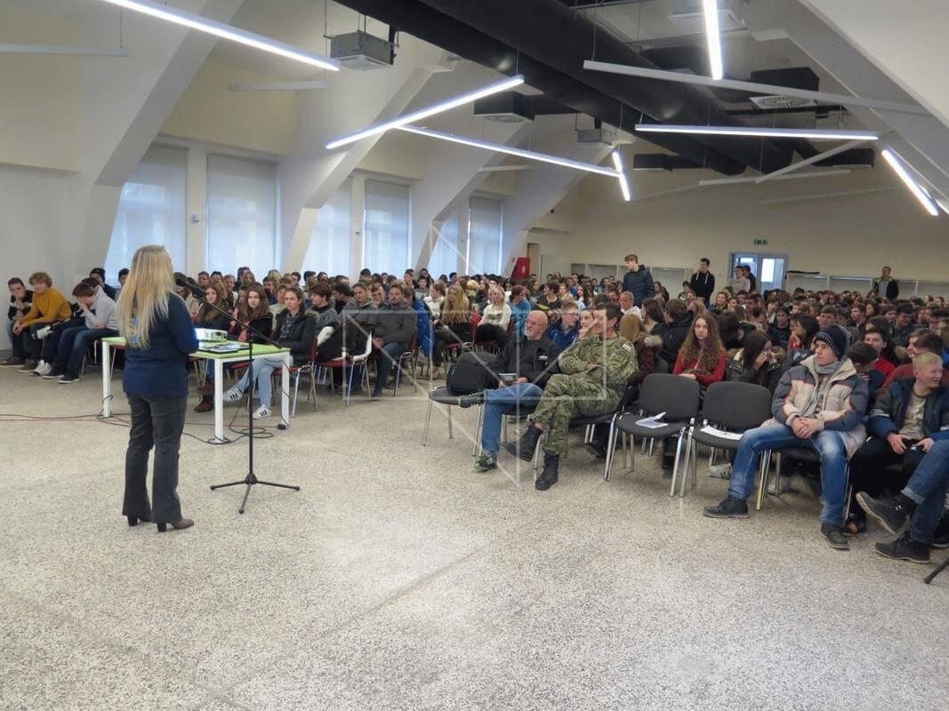 Gošća predavačica u Školi mira gospođa Slađana Horvatić - 04