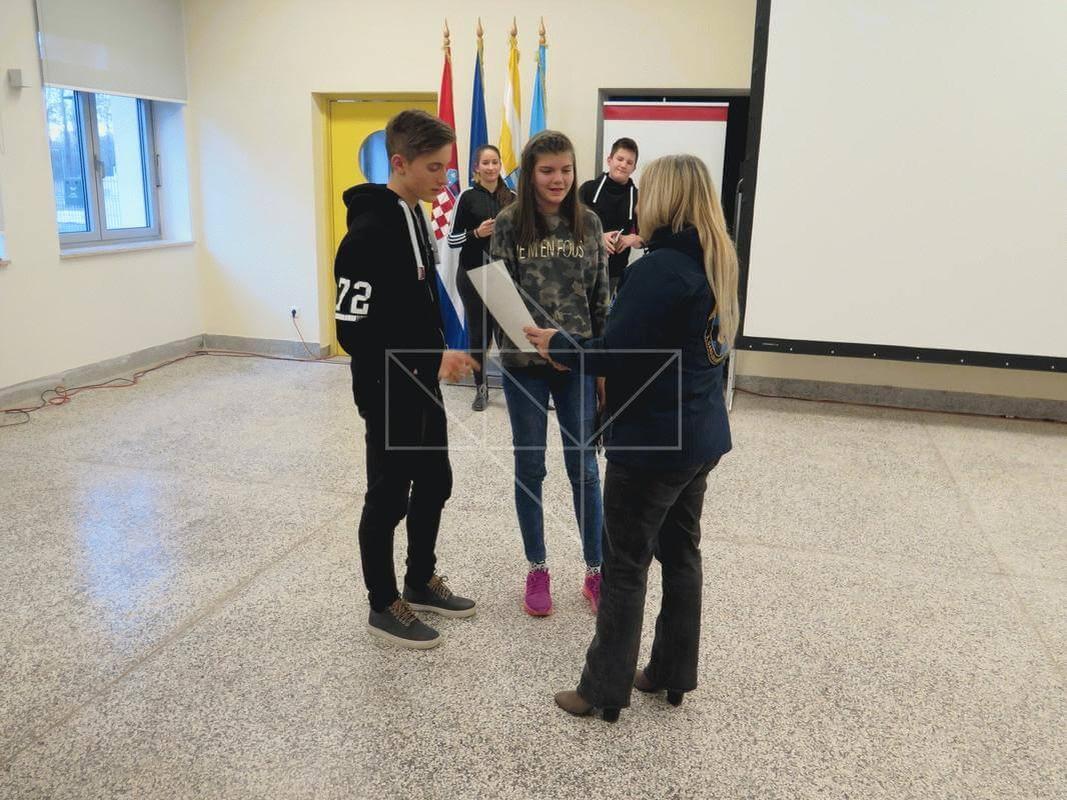 Gošća predavačica u Školi mira gospođa Slađana Horvatić - 13