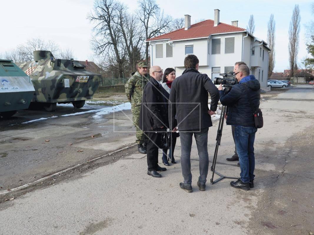 Ministrica Gabrijela Žalac u Školi mira - 02
