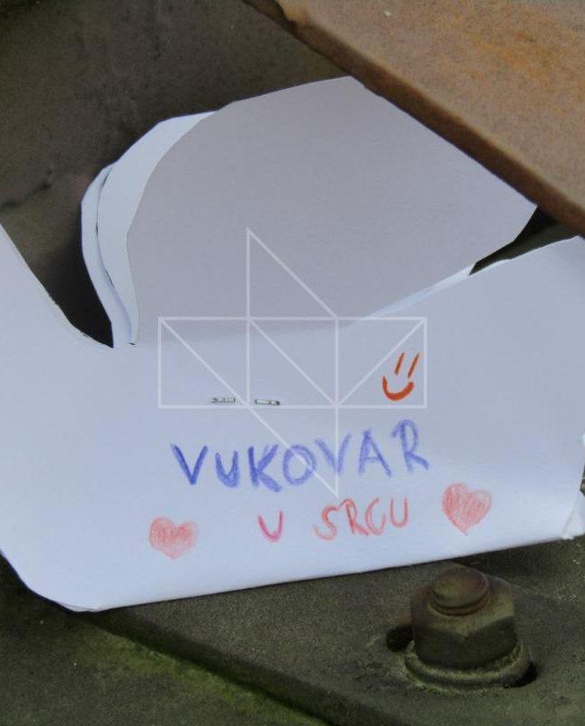 Radovi učenika OŠ Nikole Andrića - Papirnate golubice
