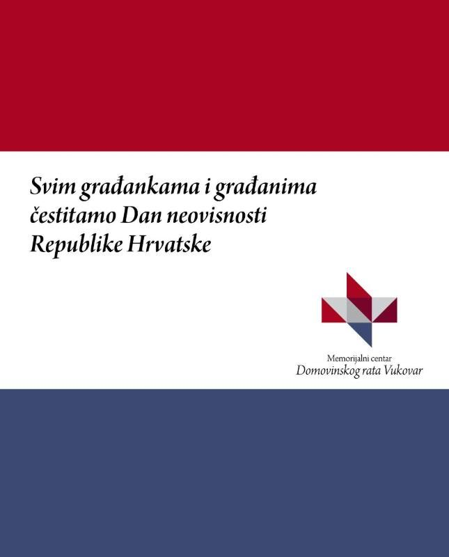 Čestitka za Dan neovisnosti - Istaknuta