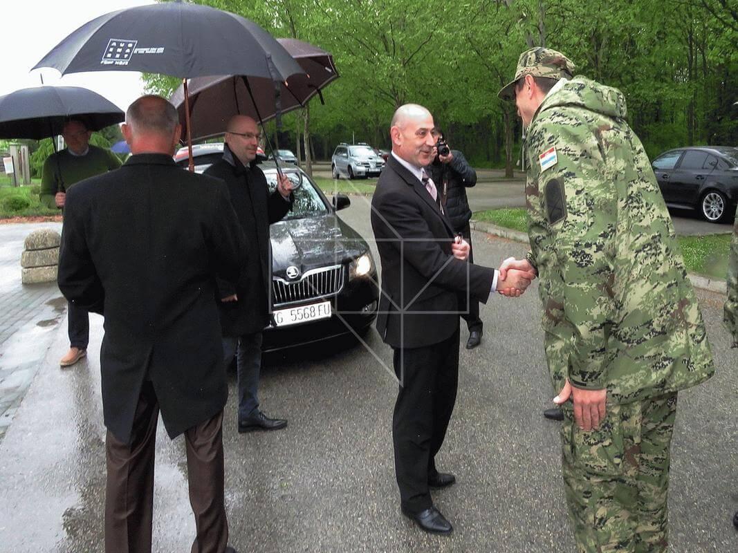 Ministar branitelja i ratni zapovjednici u MCDR - 01
