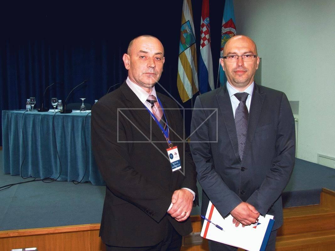 Ministar branitelja i ratni zapovjednici u MCDR - 16