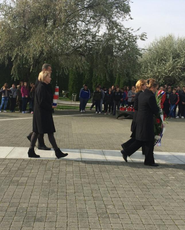 Posjet gradonačelnice Baniček - Istaknuta