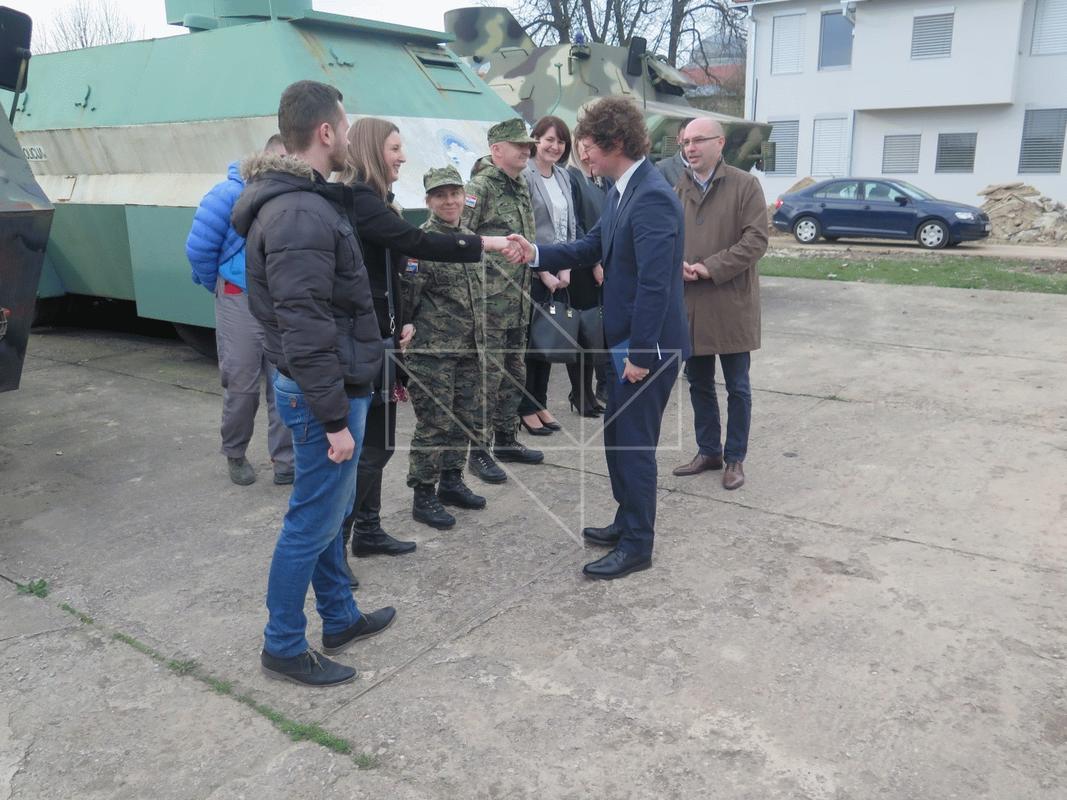Posjet ministra Predraga Šustara - 03