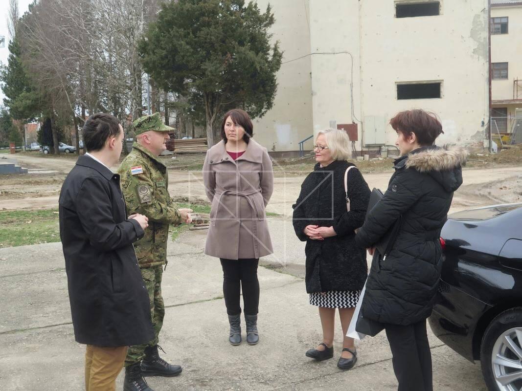 Posjet australske veleposlanice Susan Cox - 01