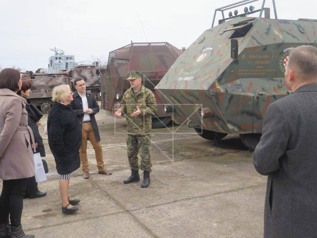 Posjet australske veleposlanice Susan Cox - 02