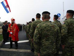 Hrvatska vojska u Vukovaru