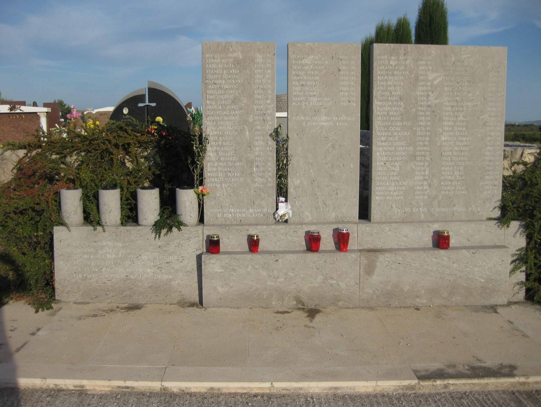 26. godišnjica masakra u Škabrnji